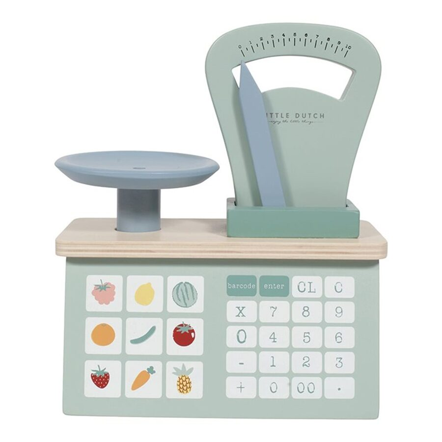 Little Dutch Wooden weighing scales LD4468