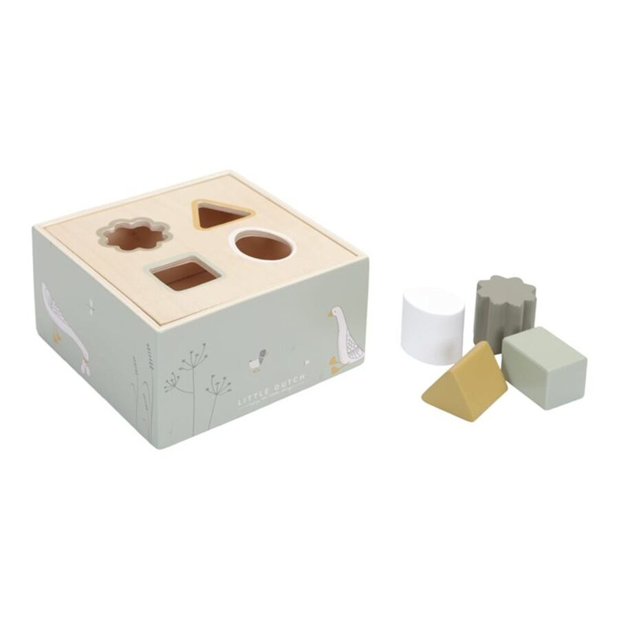 Little Dutch Shape Sorter Little Goose LD7024