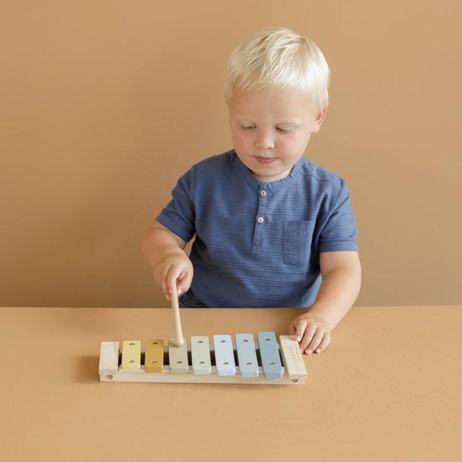 Little Dutch Xylophone blue LD7017