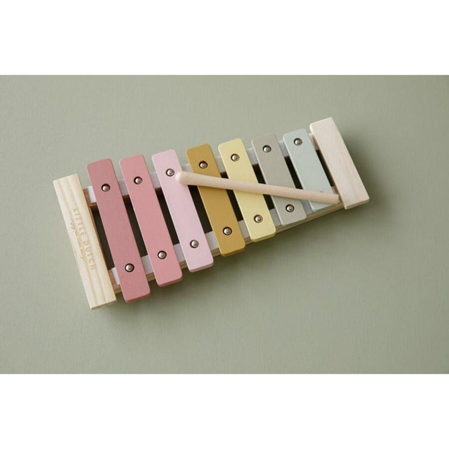 Little Dutch Xylophone pink LD7016