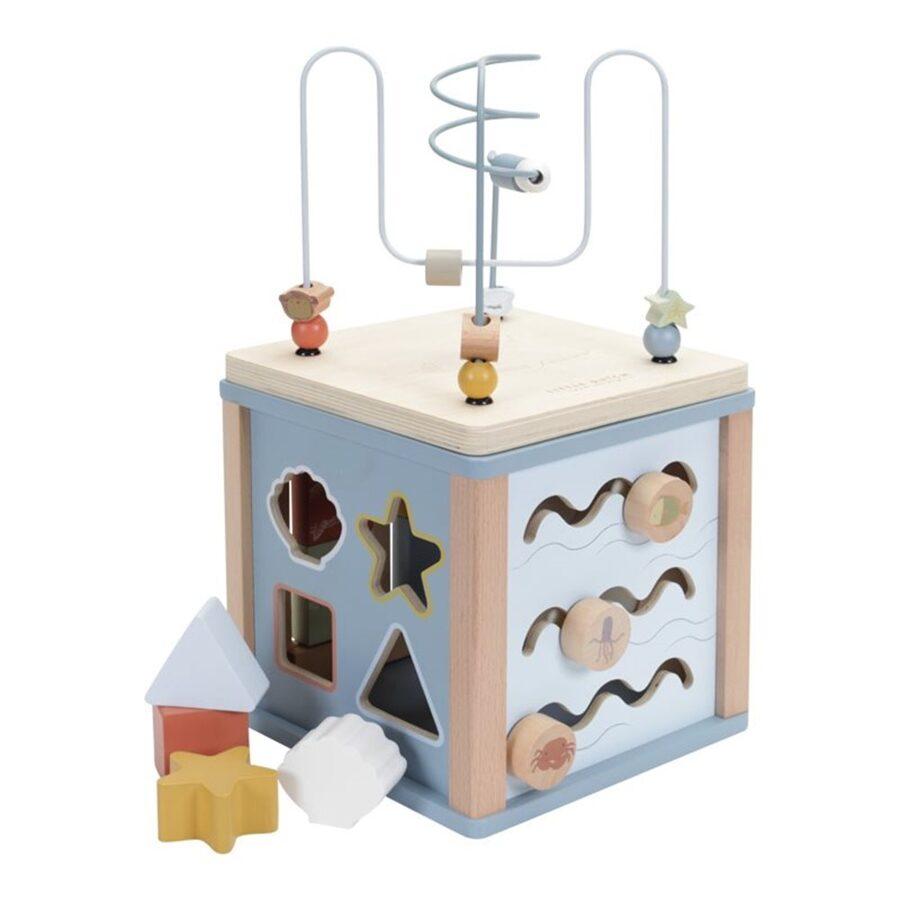 Little Dutch Activity Cube Ocean LD7029