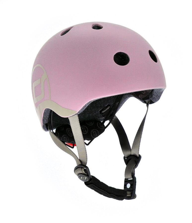 Scoot and Ride Helmet Rose XXS-S
