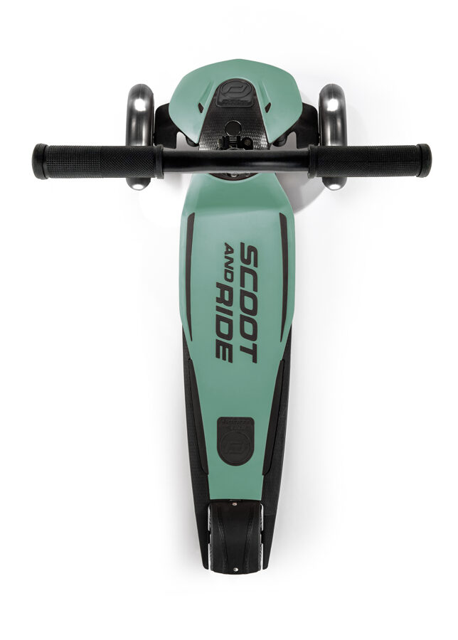 Scoot and Ride Highwaykick 5 LED Forest