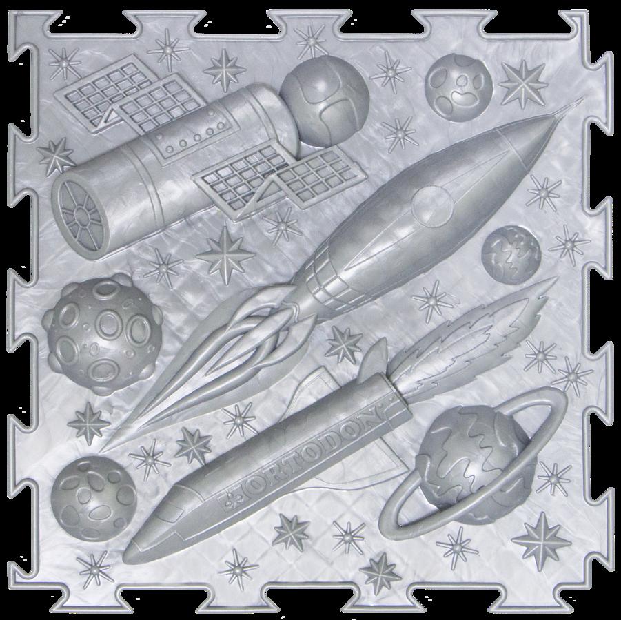 "Ortopēdisko paklāju komplekts ""ORTODON Kosmoss"" 8 gab."