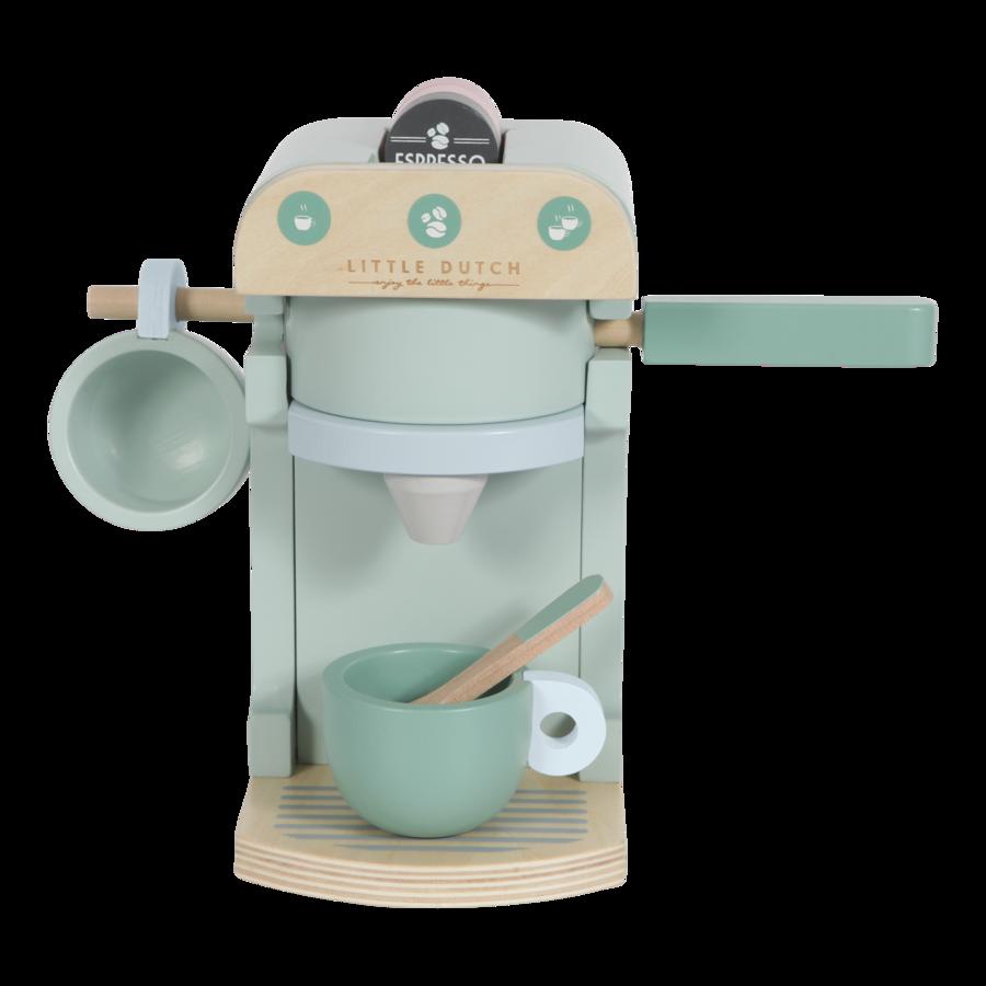 Little Dutch Wooden coffee machine - 10 pcs LD4460