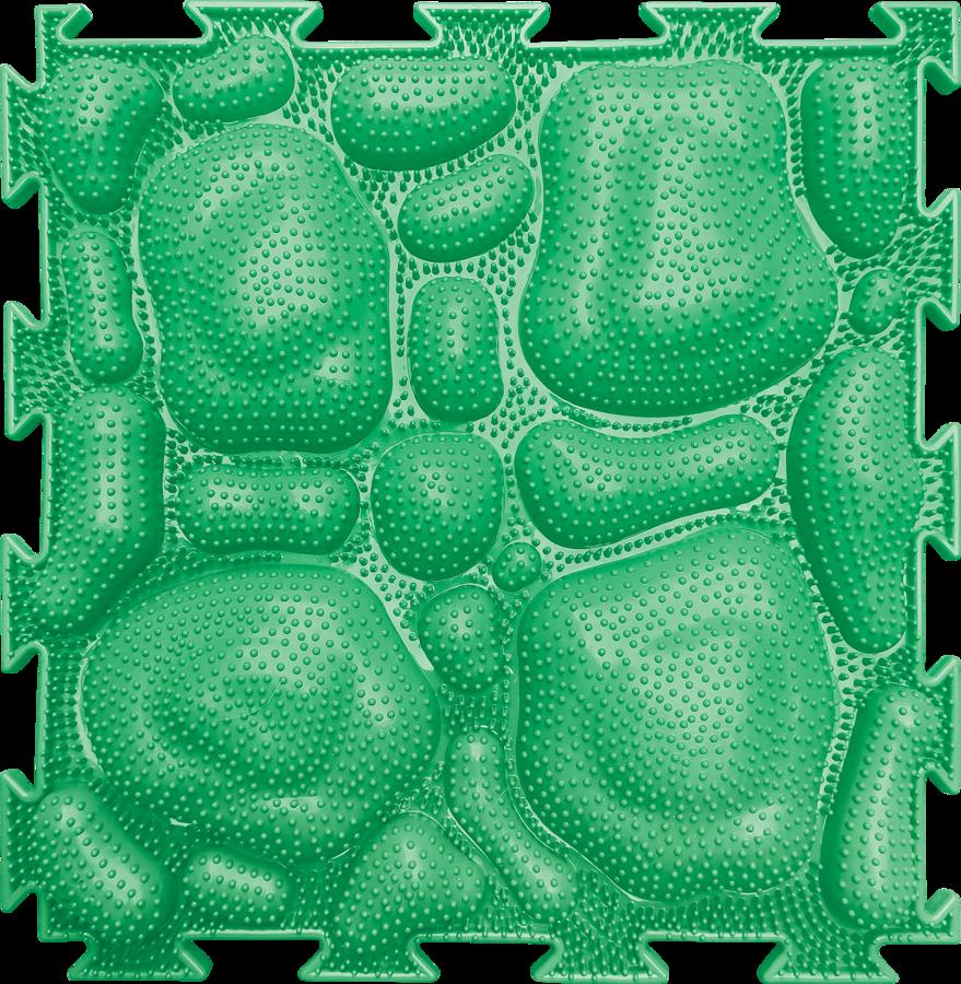 """Ortopēdisko paklāju komplekts """"ORTODON Meža sūnas"""" 6 gab."""