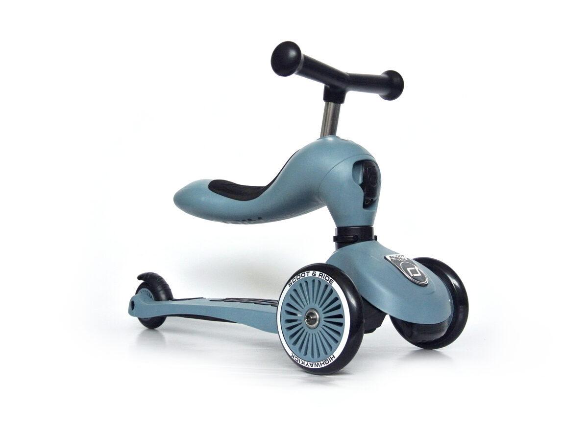 Scoot and Ride Highwaykick 1 Steel