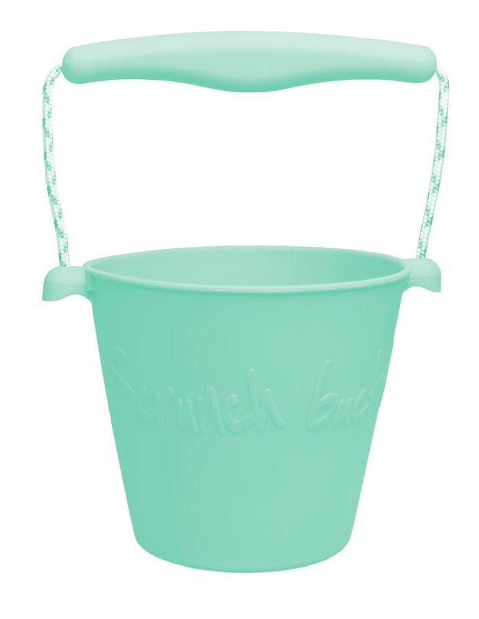 Scrunch bucket - light dusty green 1100151