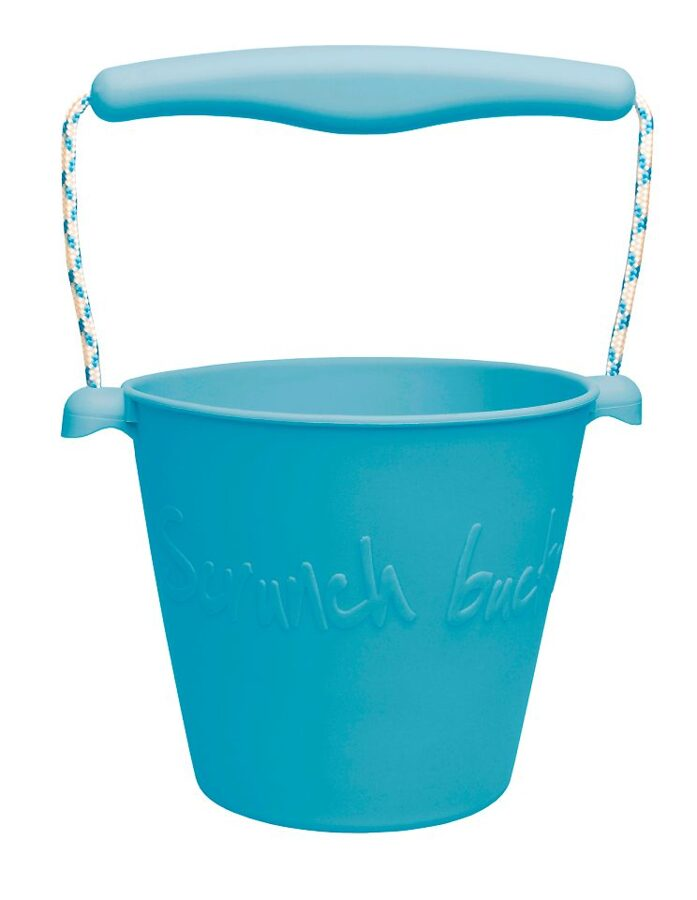 Scrunch bucket - petrol 1100061