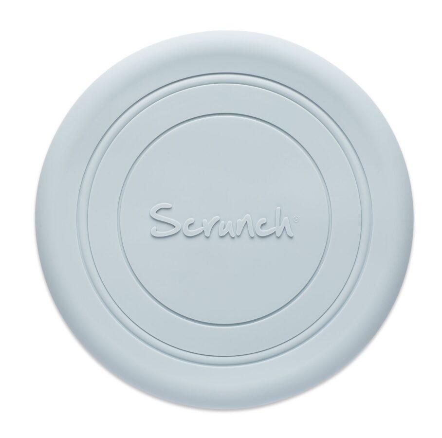 Scrunch disc - duck egg blue 110083