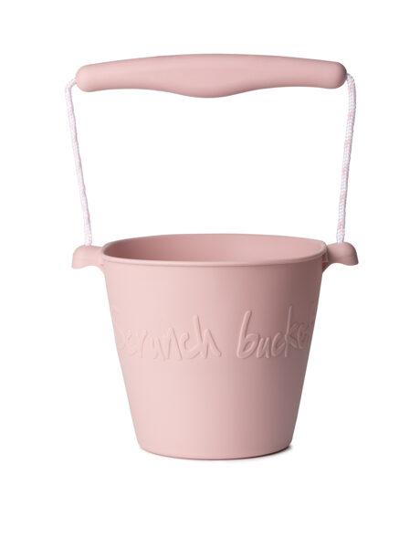 Scrunch bucket - dusty rose 110013