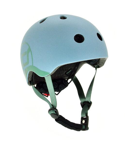 Scoot and Ride Helmet Steel XXS-S