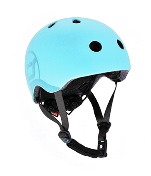 Scoot and Ride Helmet Blueberry S-M