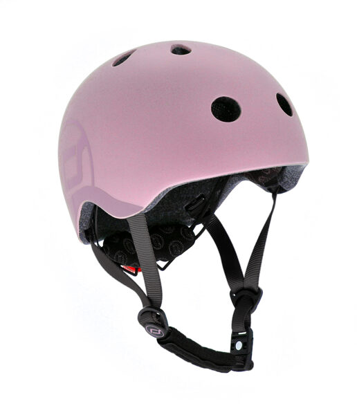 Scoot and Ride Helmet Rose S-M