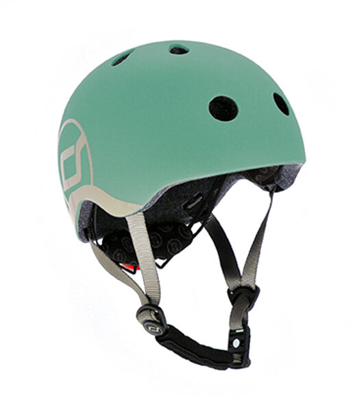 Scoot and Ride Helmet Forest XXS-S