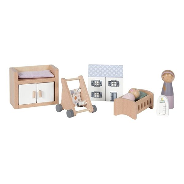 Little Dutch Doll's house Nursery playset LD4477