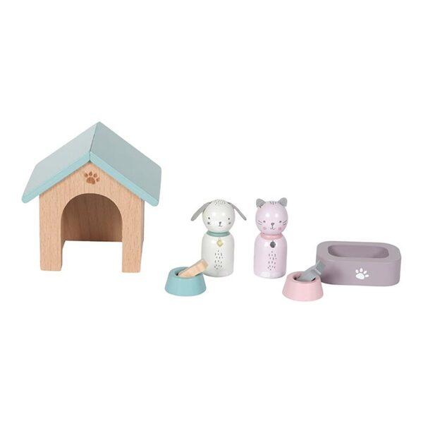 Little Dutch Doll's house Pets playset LD4475