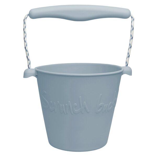 Scrunch bucket - duck egg blue 110012